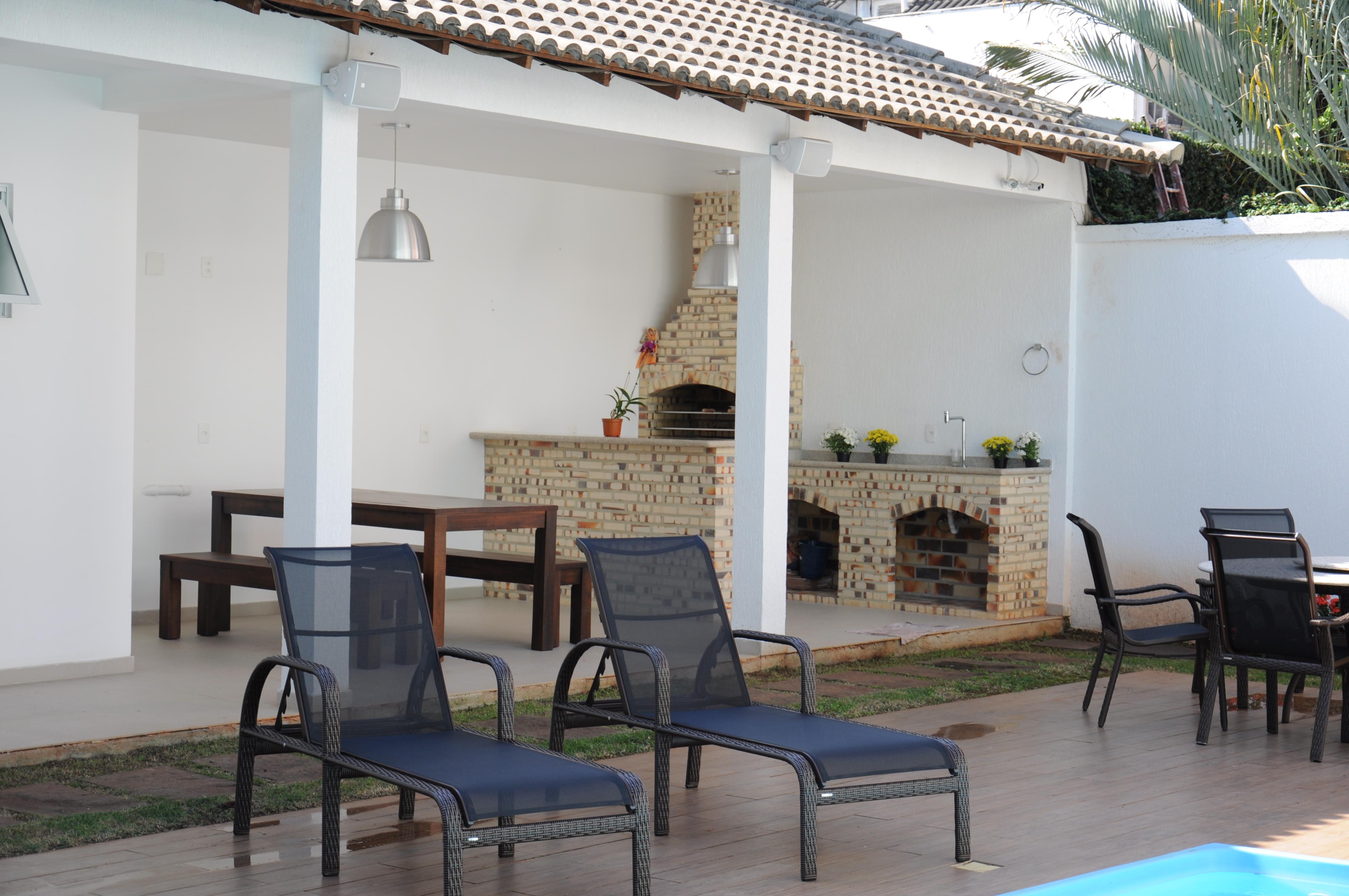 SONORIZA u00c7ÃO EXTERNA Imagem Digital Home -> Decoração De Ambientes Externos Fotos