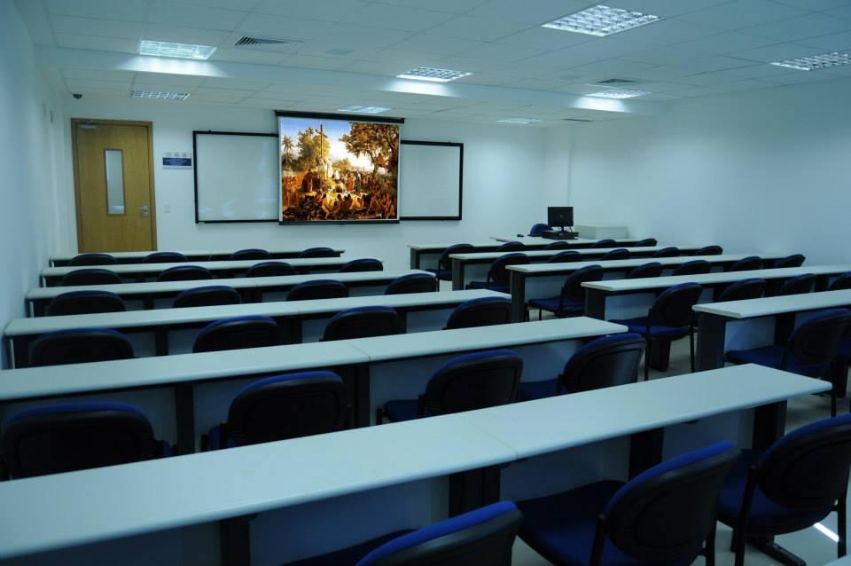 BEMEC - sala de aula