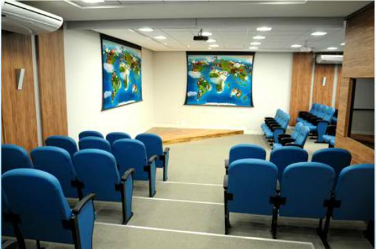 auditorio Ibemec