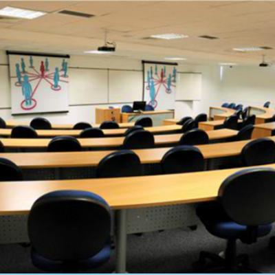 Sala de aula Ibemec barra da tijuca